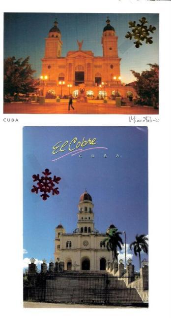 Cathedral of Santiago de Cuba & El Cobre