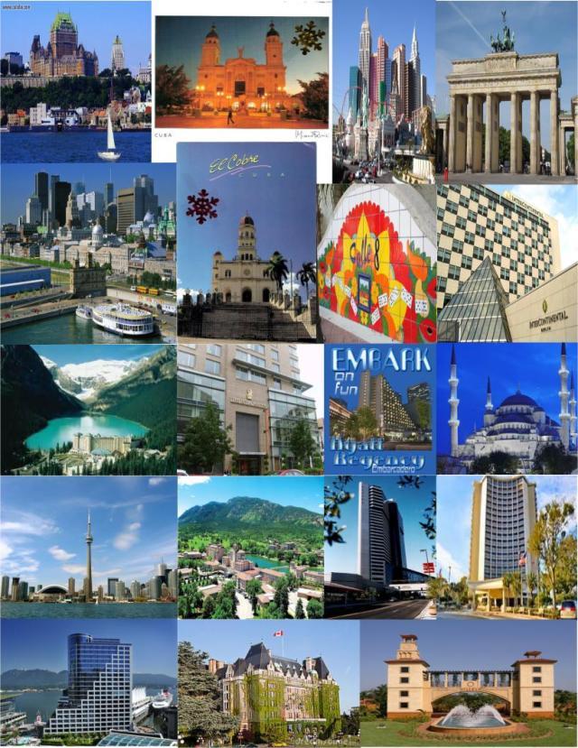 Travel Destinations Around The World
