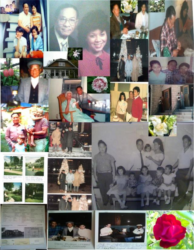 Mr. Roberto Hung Juris Doctor & Family