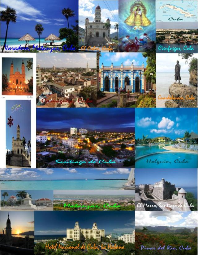 Cuba Travel Destinations by Gardenia C