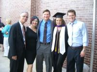Miguel Hung (Simons), Pamela Hung Maggiano, Billy Ray Rutledge, Brittany Rutledge (Hung), Mike Hung Jr.