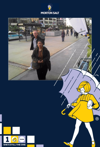 Morton Salt Girl 100th Anniversary: She's Still The One