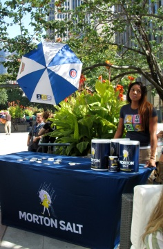Morton Salt Girl Raffle
