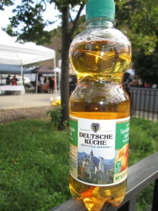 Deutsche Kuche Apple Cider
