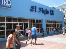 Enramadas en Santiago de Cuba