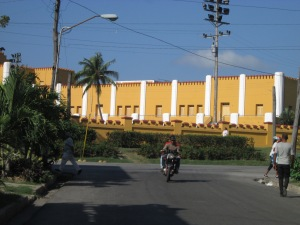 Ciudad Escolar Cuartel Moncada in Santiago de Cuba