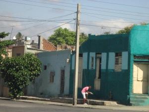 Calle 3 and Carretera del Morro in Santiago de Cuba