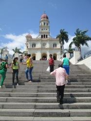 Basilica de la Virgen de la Caridad del Cobre en Santiago de Cuba