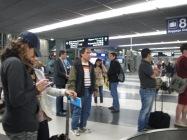 O'Hare International Airport Baggage Claim 8